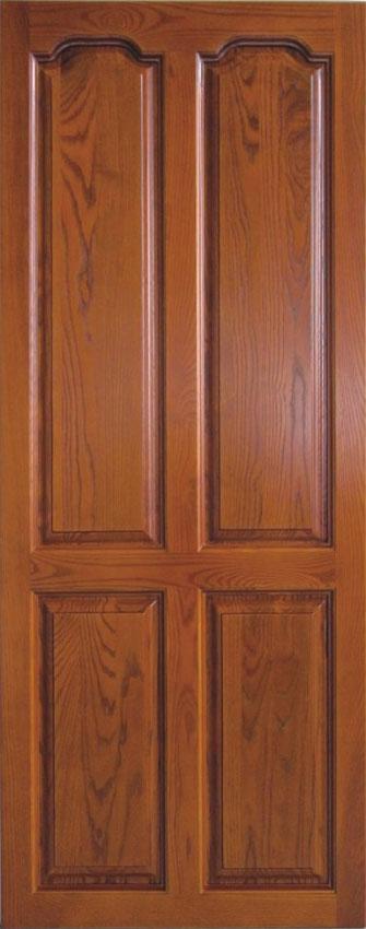 克茜曼KXM-02整体实木衣柜