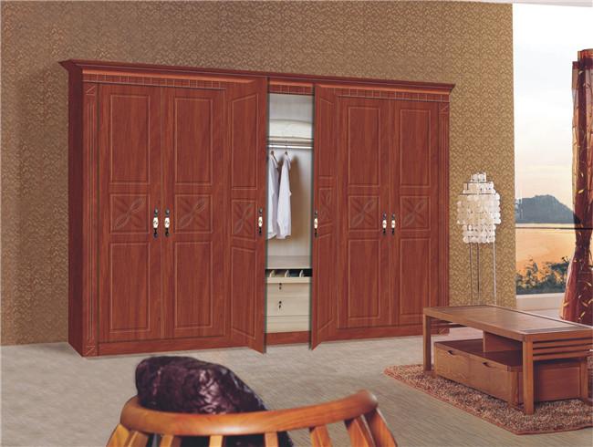 克茜曼品牌设计整体吸塑衣柜