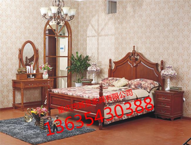 整体实木家具