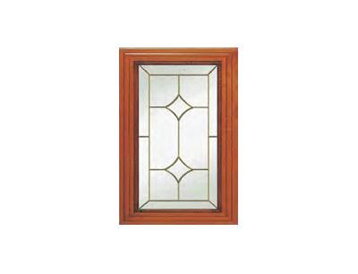 钢条玻璃门